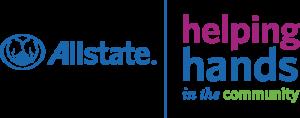 Allstate Helping Hands Logo